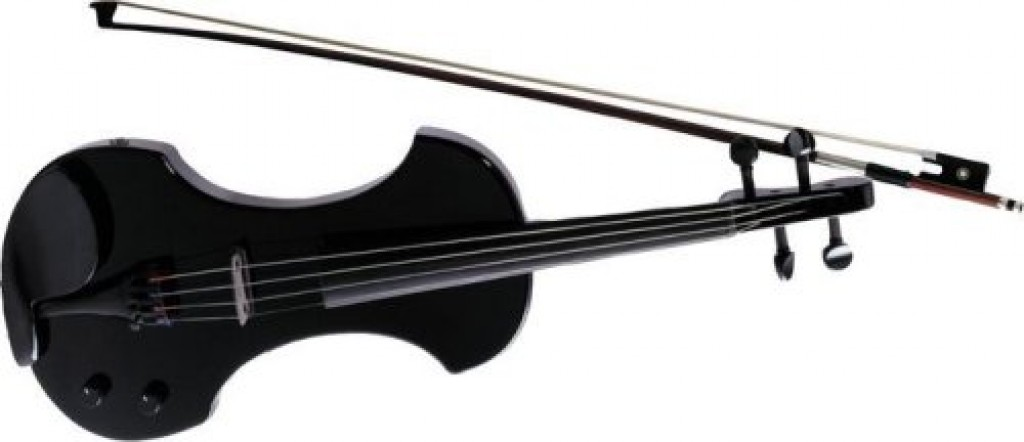 Fender FV-1 White Electric Violin