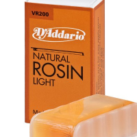 D'Addario Natural Rosin, Light VR22