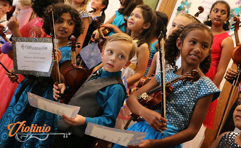 Violins for Kids Photograph