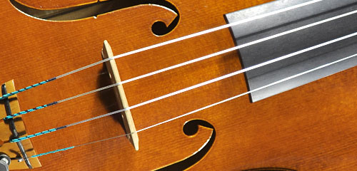 Intro to finding the best violin srings