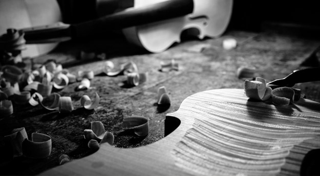 Violin facts about manufacturing